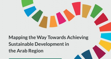 """The Arab Water Council is pleased to announce publishing a regional report on """"Mapping the Way towards Achieving Sustainable Development in the Arab Region"""""""